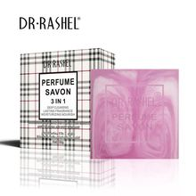 DR.RASHEL Perfume Savon 3 in 1 Face Soap Deep Cleansing Lasting Fragrance Moisture Facial Cleanser 100g