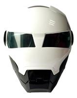 100 Original Masei 610 Vintage Motor Bike Helmet Motorcycle Casco Capacetes Black White S XL