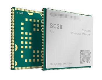 SC20 SC20-E SC20ESA-8GB-STD/SC20-A Smart LTE Cat 4 module Integrates Andrid OS, Wi-Fi, Bluetooth and GNSS