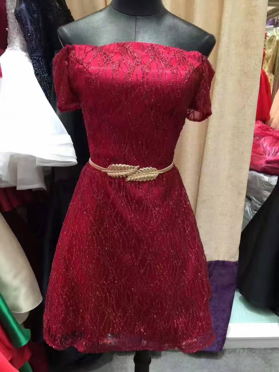 6879 5 Yardas Yan002 Color Rojo Vino 21 Brillo Pegado Mano Estampado Francés Tul Malla Encaje Para Mostrarboda Vestido De Nochefiesta In Tela