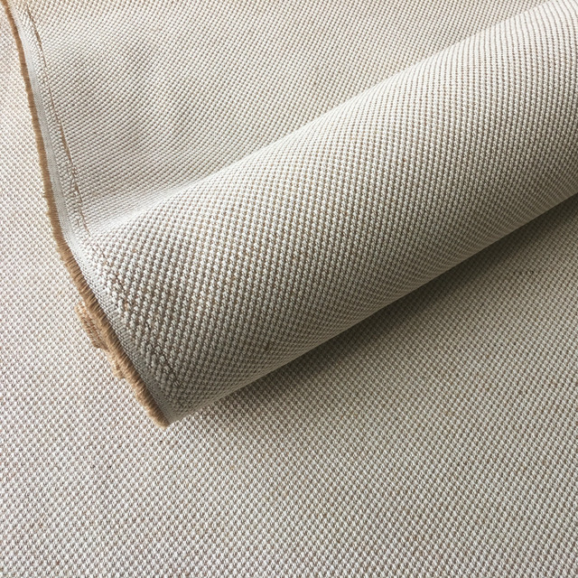 2018 Linen Cotton Modern Heavy Cloth Natural Woven Upholstery Diy Eco Friendly Sofa Fabric Width