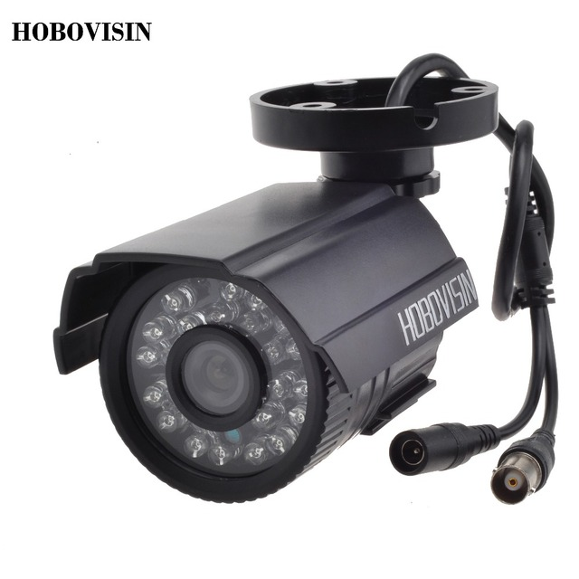 CCTV Camera  800TVL/1000TVL  IR Cut Filter 24 Hour Day/Night Vision Video Outdoor Waterproof IR Bullet Surveillance Camera