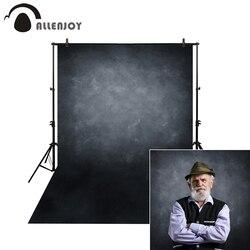 Allenjoy tło dla fotografii rekwizyty sesja zdjęciowa czarny biały tapety portret photophone tło studyjne Boda photocall