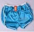 Aumentar os shorts de seda calças de seda de verão dos homens são 100% seda amoreira cueca SU219