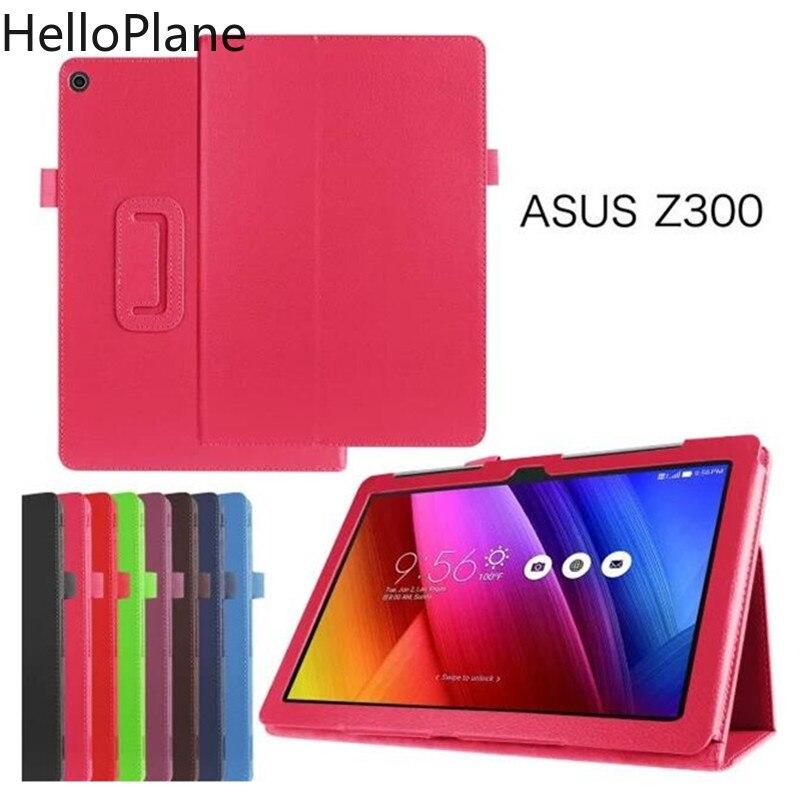 For Asus ZenPad 10 Z300 Z300C Z300CL Z300CG Z300M Z301 Z301ML 10.1 inch Tablet Case 360 Rotating Bracket Flip Leather Cover
