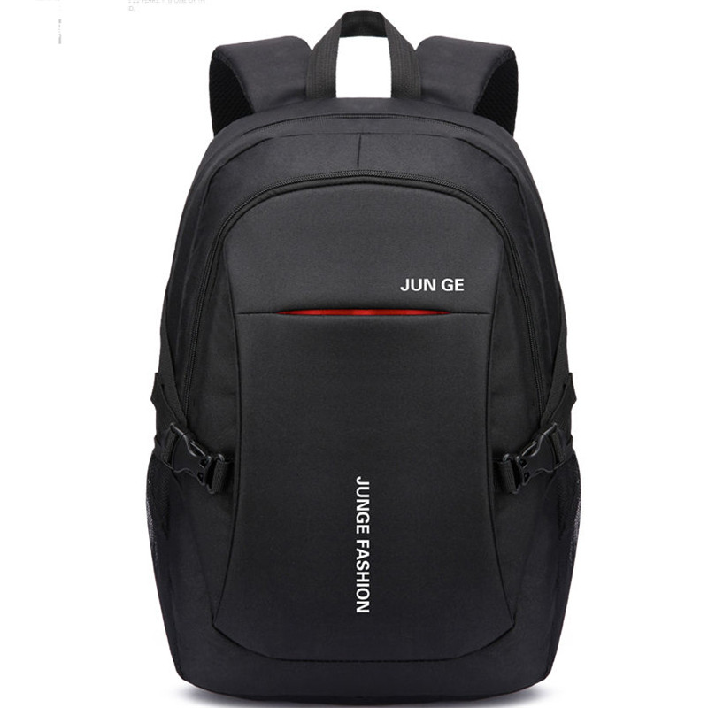 Mens backpack casual fashion college wind large capacity multi-functional design travel bag with USB interfaceMens backpack casual fashion college wind large capacity multi-functional design travel bag with USB interface