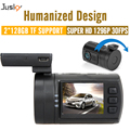 Jusky 2016 Hot Original Hight Quality Mini Dash cam 0806 Car DVRs Registrator Recorder Super G-Sensor night vision black box