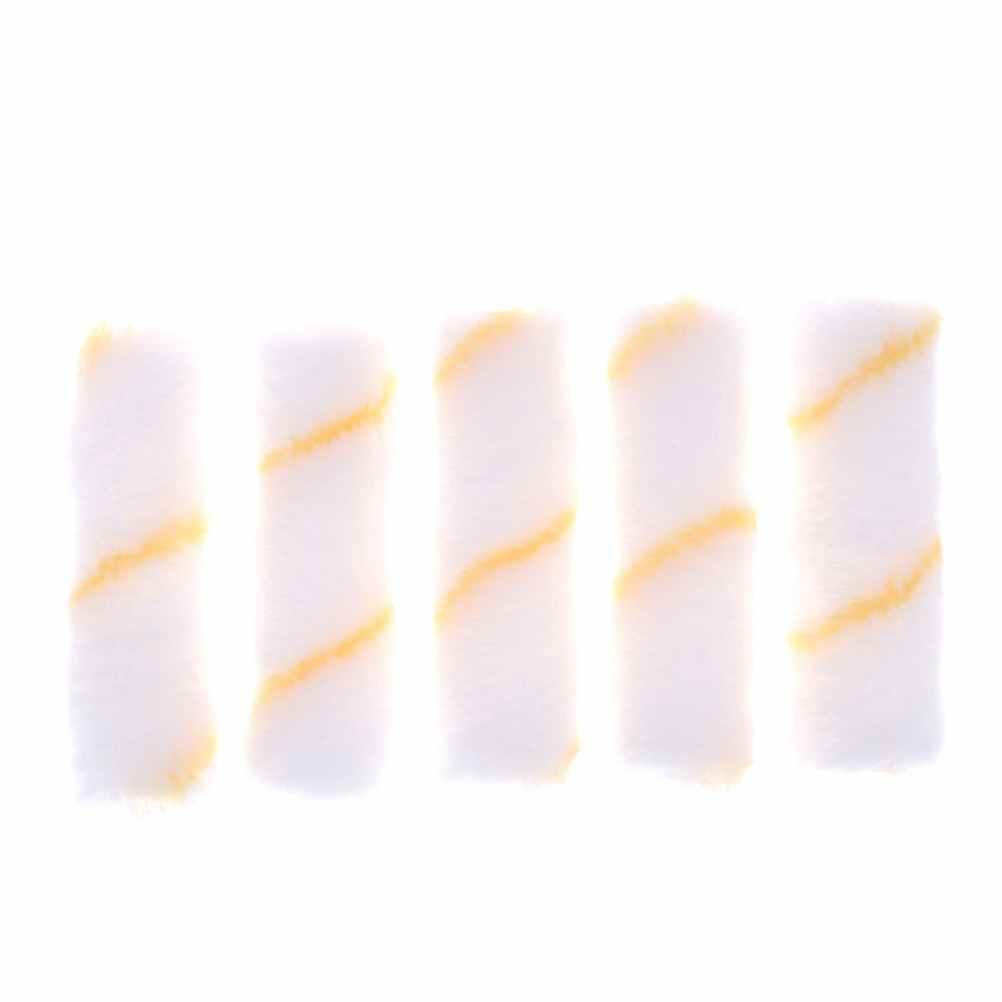 """5 Pz/lotto Rulli di Vernice 4 """"Rullo di Vernice Coperture Mini Rullo di Vernice Edger Trim Roller"""