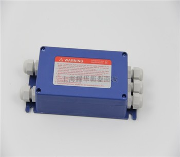 Junction Box 4 Input 5 Output Stainless Steel 1