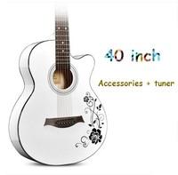 ANDREGuitar Guitar 41 Inch 40 Inch Acoustic Guitar Beginner Beginner Practice Guitar Student Male And Female