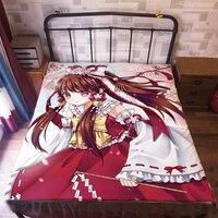 Anime Manga TouHou Project Bed Sheet 150*200cm Bedsheet 025