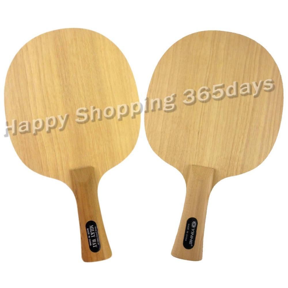Galaxy YINHE LQ-1 (LQ1, LQ 1) Table Tennis PingPong Racket galaxy yinhe emery paper racket ep 150 sandpaper table tennis paddle long shakehand st