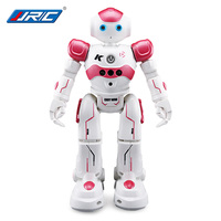 JJRC R2 IR Remote Control Robot CADY WIDA Intelligent RC Robot Obstacle Avoidance Gesture Control Robots Action & Toy Figures