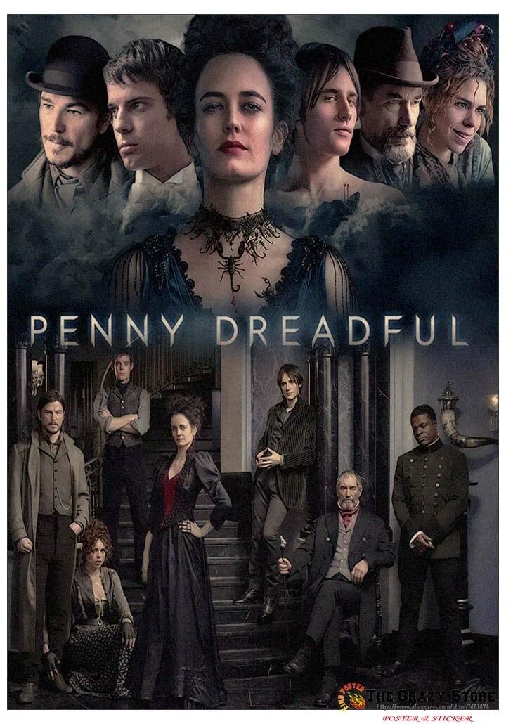 Penny Dreadful Temporada 2 (2014) HD 720p Latino – Ingles