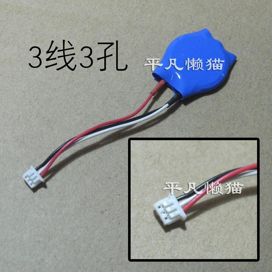 Для DELL E5400 E6400 M2400 1420 1520 1400 m1330 M6400 батарейка для материнской платы BIOS CMOS аккумулятор