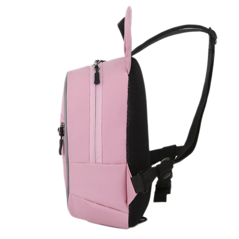 aa892d3c08cf3 2018 New Anti Lost Backpacks For Girls Boys Kids Small Bag Light Cartoon  School Bags 2 4 years Kindergarten Backpack Reflective-in School Bags from  Luggage ...