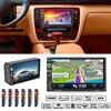 High Quality 7 Double 2DIN HD Bluetooth Car MP5 Player AM FM Radio GPS USB AUX