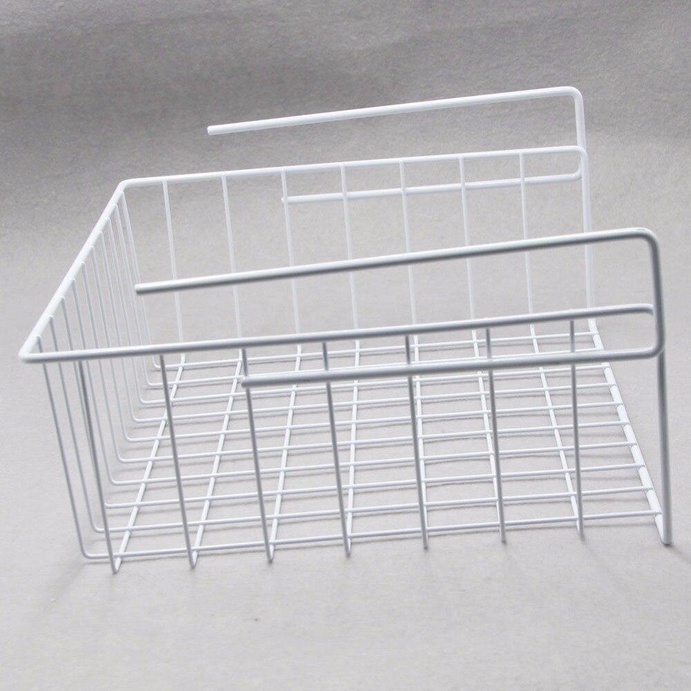 1 Piece Small Storage Basket Kitchen Under Shelf Storage Basket ...