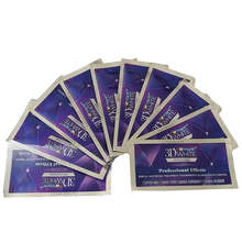 NO BOXESs Crest 3D White LUXE oral hygiene teeth tooth whitening Professional trips dental white 10 Pouches/20stripe