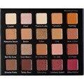 2017 nueva marca de maquillaje violeta santo grial pro 20 pigmento de color de sombra de ojos paleta de sombra de ojos tierra naked paleta de sombra de ojos
