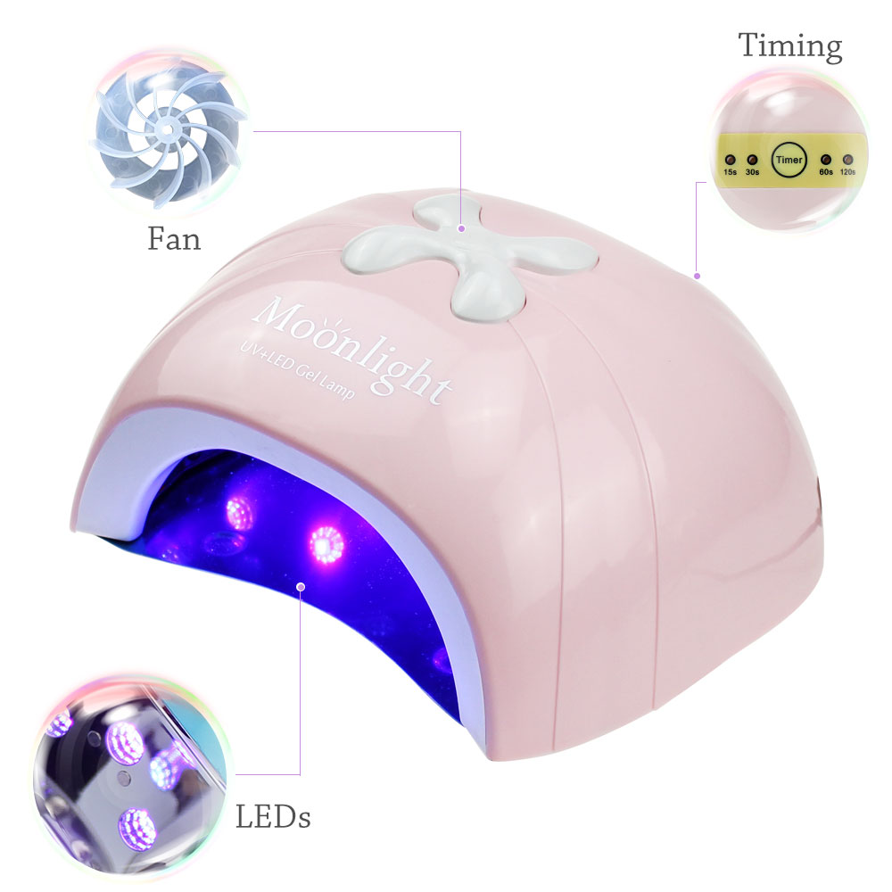 Fantastic Nail Dryer Fan Festooning - Nail Art Ideas - morihati.com