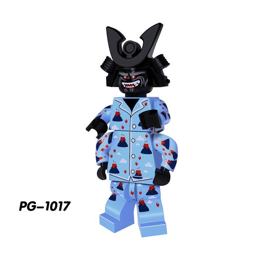 Ninja Kai Jay Zane Cole Lloyd Carmadon Ninjago Figures Building Blocks With Motorcycle Compatible With LegoINGlys Toys Bk20