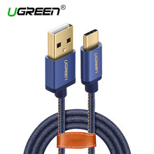 Ugreen USB Type C Cable Fast Charger Cable Type-C USB Charger Cable for Samsung Galaxy S8 Xiaomi Mi5 OnePlus 2 Nexus 6P 5X USB C