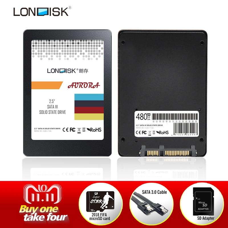Londisk Original SSD 240 gb 480 gb 960 gb SATA3 SSD Festplatte Disk 120 gb 2,5 zoll für Laptop notebook