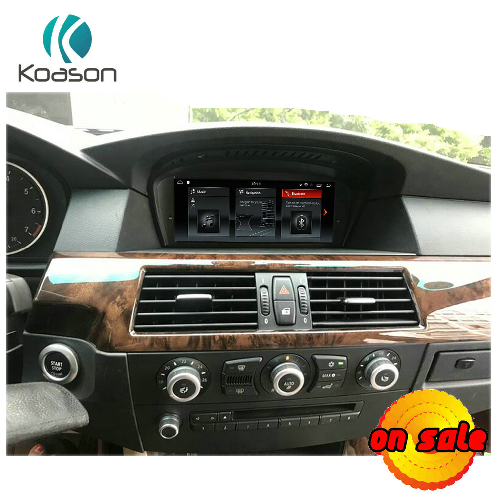 88c47eaa3a9 Koason Android 7.1 2+32G IPS 8.8 inch Screen Car GPS Navi Multimedia Player  for BMW 3 5 Series M5 E60 E61 E63 E64 E90 E91 E92