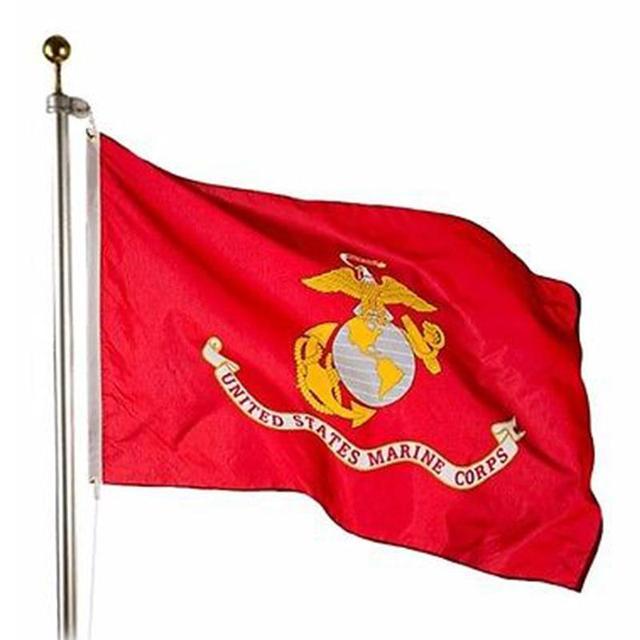 90 150cm united states marine corps boat motorcycle flag us army