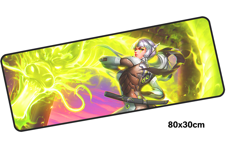 OW mousepad gamer 800x300X3MM gaming mouse pad large Birthday present notebook pc accessories laptop padmouse ergonomic mat