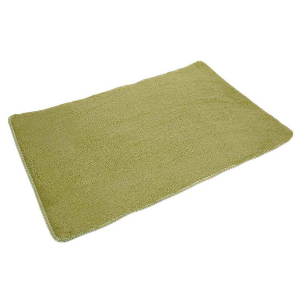 Fluffy Rugs House Living Room Bedroom Carpet Anti Skid