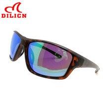 Brand Design Men Polarized Lens Float Water Sunglasses Male