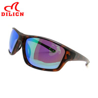DILICN Brand Design Men Polarized Lens Float Water Sunglasses Male Sport Fishing Sun Glasses TPX Material