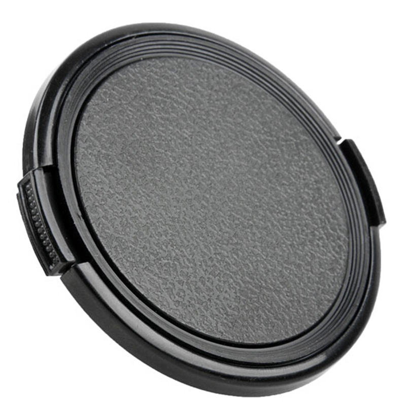 universal 55mm Snap-on Front Lens Cap Cover for camera canon nikon sony Sigma Lens free shipping цена