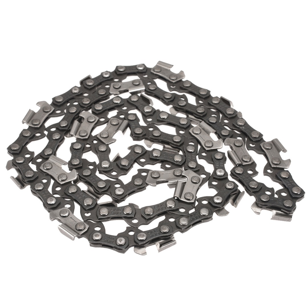 Mayitr 14''-20'' 50-76 Drive Links 0.325 3/8 Chainsaw Saw Mill Chain Replacement Wood Cutting Garden Tools Parts