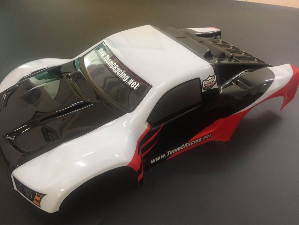 US $25 23 15% OFF New Team C 1/10 Short Course on road body shell HPI WR8  330mm Pan Car PC Painted Body For HPI Blitz-in Parts & Accessories from  Toys