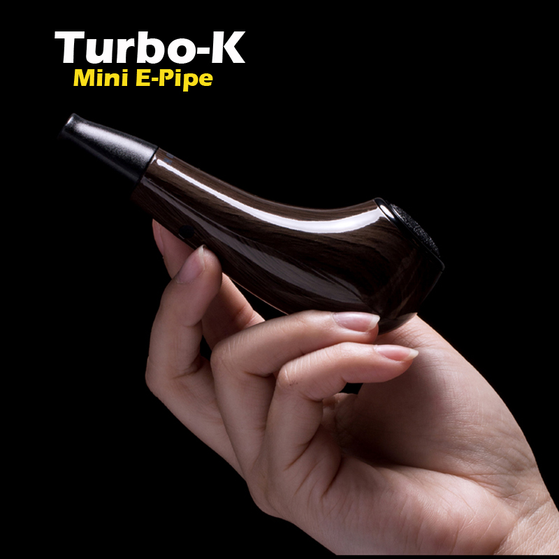 Original Kamry Turbo K E-Pipe Turbo-K 30W 1000mA e pipe Electronic Cigarette vaporizer Hookah kit K1000 plus