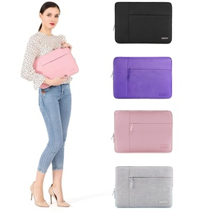 Image 5 - MOSISO Laptop Sleeve Case Protective Carrying Bag For Macbook Air 13 inch Notebook Handbag For Mac Pro HP Dell ASUS Lenovo Acer