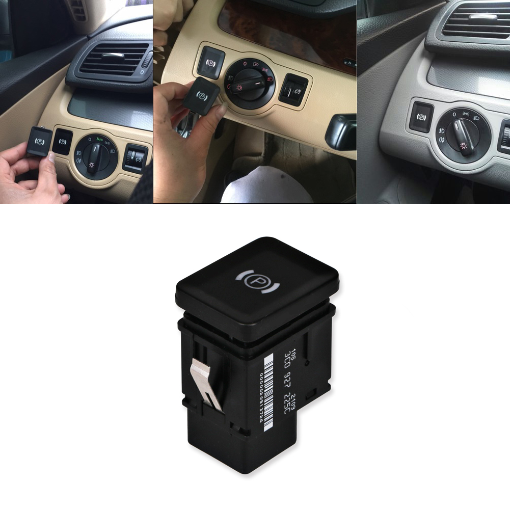 for vw passat b6 switch hand brake handbrake button epb electronic parking brake switch button. Black Bedroom Furniture Sets. Home Design Ideas