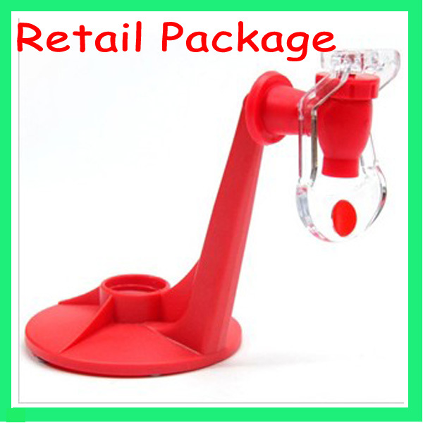 2pcs Lot Fizz Saver Dispenser For Drink Fridge Sofa Drink Gadge Tap