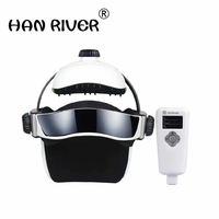 Head massage device electric head eye massage instrument one piece scalp massage machine Body massage, music