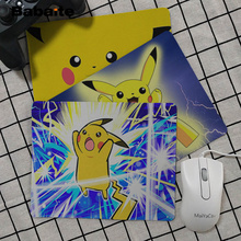 Babaite New Design Pikachu small Mouse pad PC Computer mat Top Selling Wholesale Gaming Pad mouse
