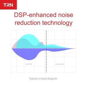 Image 4 - AK TRN BT20S/ BT20S Pro APTX سماعة لاسلكية تعمل بالبلوتوث 5.0 خطاف الأذن HIFI سماعة ل TRN X6/IM1IM2/V80/v30v90 Revonext QT5QT2