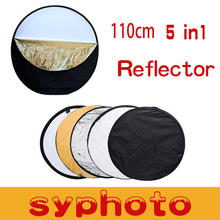 photographic equipment IN 1 Collapsible Multi Disc Light Reflector 43