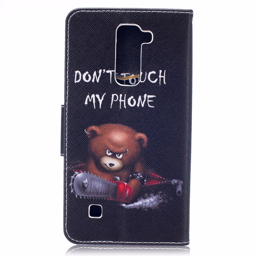 For <font><b>LG</b></font> Stylus 2 <font><b>Case</b></font> Stylus2 K520 F720 LS775 Phone <font><b>Case</b></font> Wallet Leather Flip Cover for Fundas Coque <font><b>LG</b></font> <font><b>G</b></font> <font><b>Stylo</b></font> 2 Silicone image
