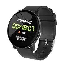 Bluetooth Waterproof Smart Bracelet, Smart Watch, W8 Color Screen Heart Rate Fitness Monitor Wristband Pedometer Smart Bracele