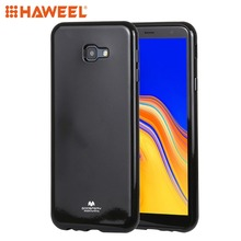 HAWEEL Phone Case for Galaxy J4+ Samsung TPU Protective Cover Guard Shell