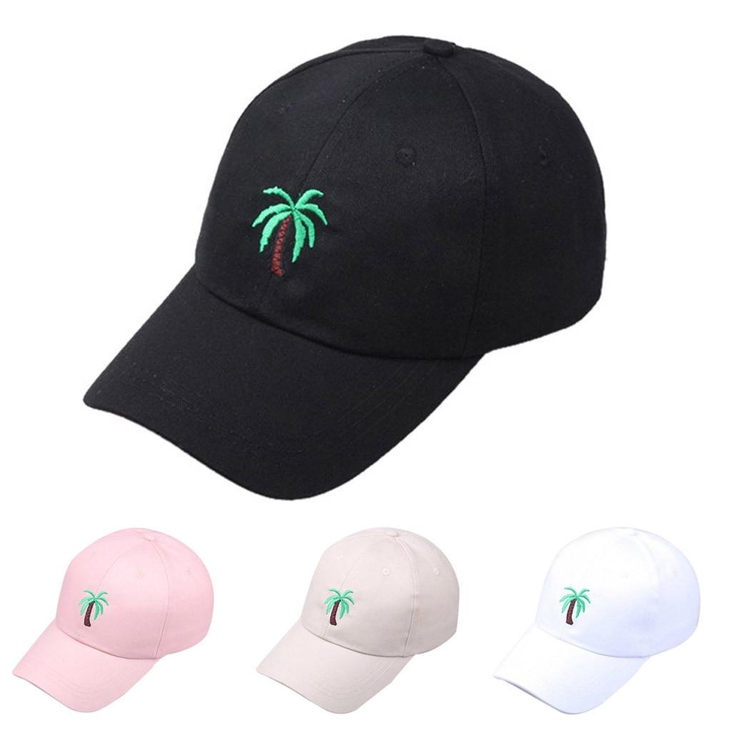 Women Men Unisex Summer Outdoors Tree Visor Solid Color   Baseball     Cap   Adjustable Hat New Arrival