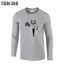 TARCHIA Men T-Shirts THE FATHER Men'S T-Shirts Hip Hop Fitness Fashion Brand Clothing Casual Streetwear T Shirt Homme